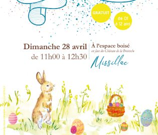 SORTIES-LOISIRS - CHASSE AUX OEUFS - DIMANCHE 28 AVRIL 2019