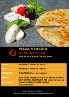 Carte - Pizza Venezio